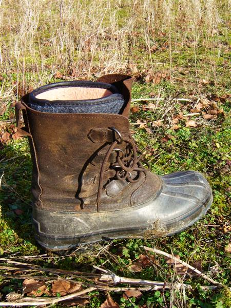 These Boots Are Made For Bushcraft Greencraft Day